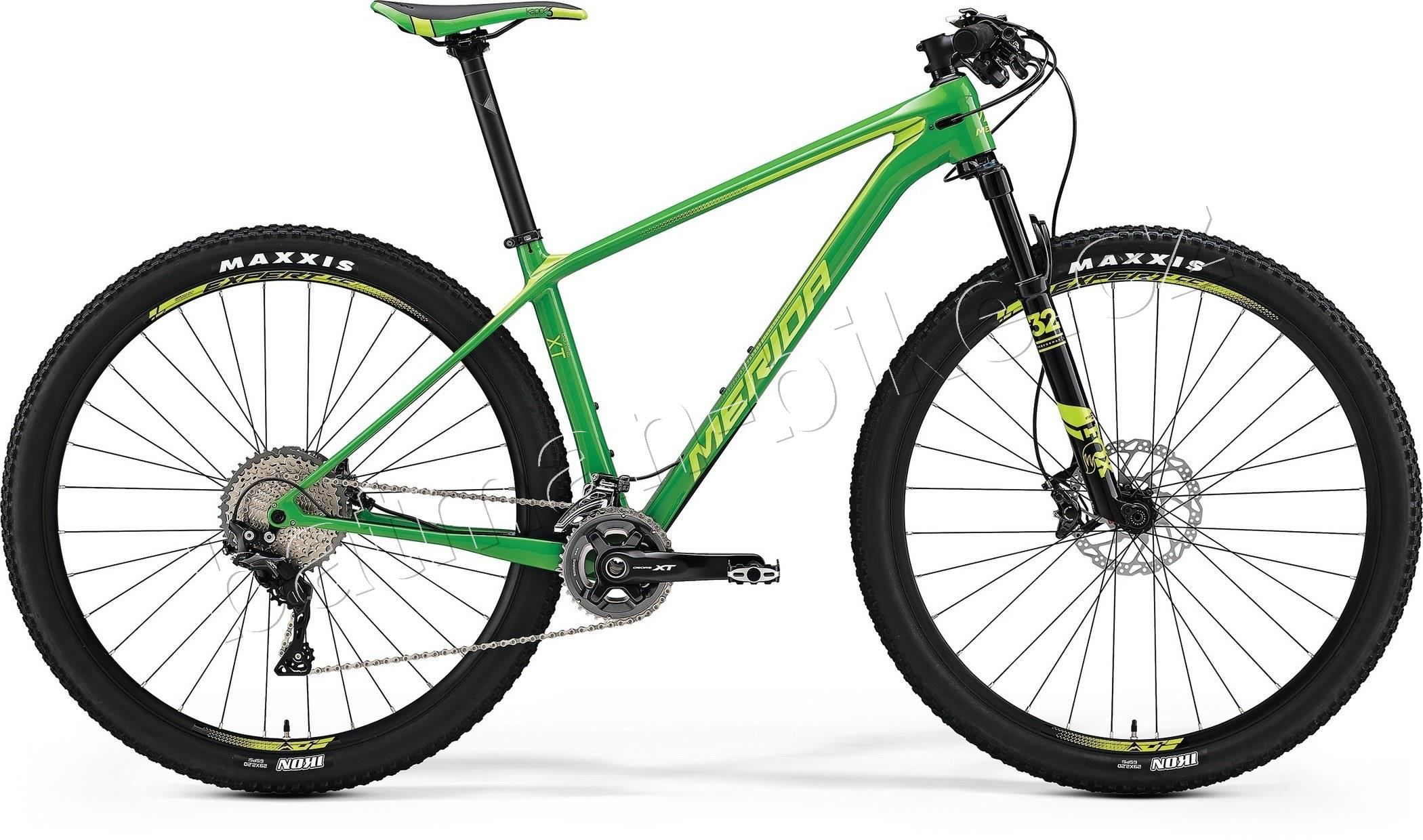 Merida BIG.NINE XT Shiny Green(Green)