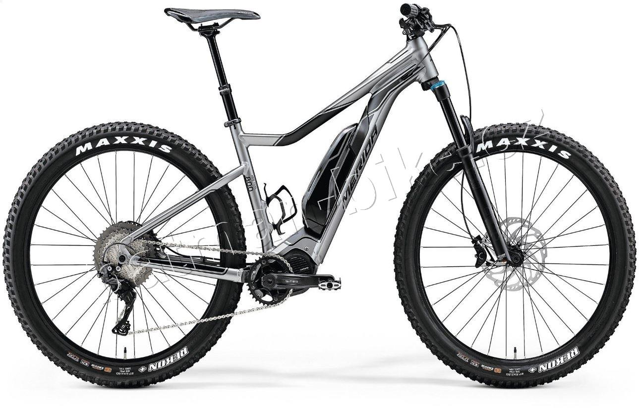 Merida eBIG.TRAIL 800 Matt Anthracite / Black