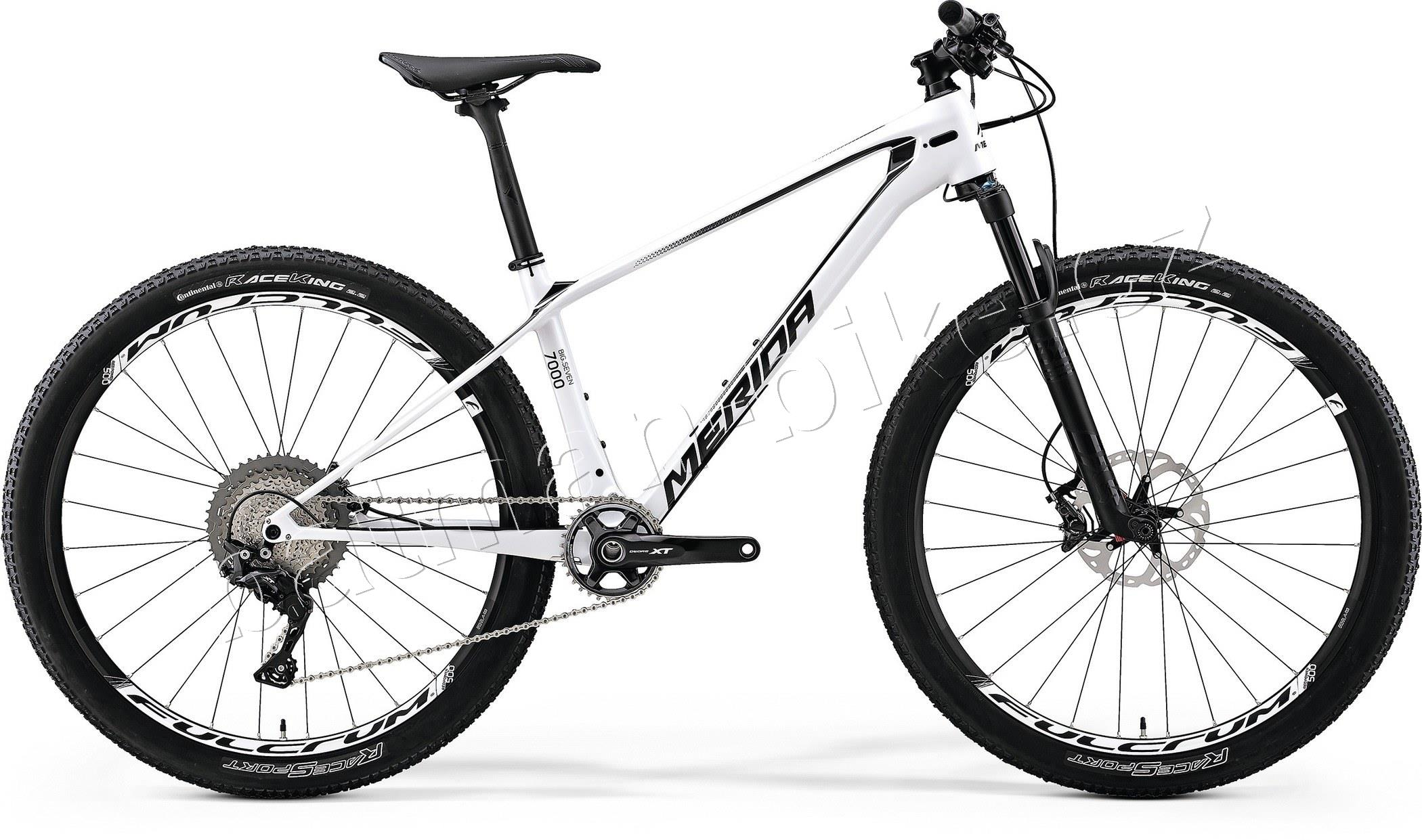 Merida BIG.SEVEN 7000 Pearl White(Anthracite)* M(17)