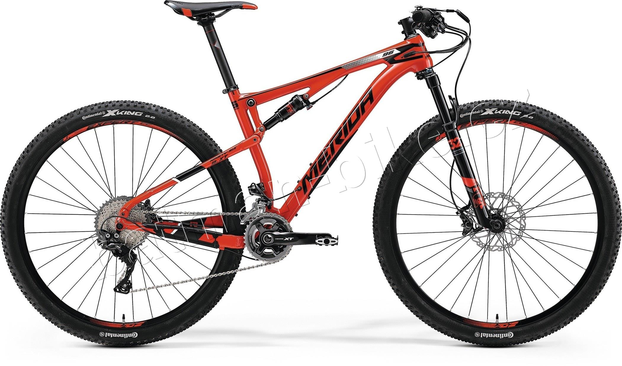 Merida NINETY-SIX 7.XT Red(White/Black)