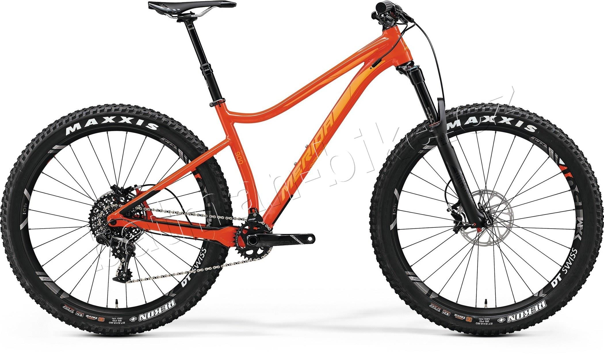 Merida BIG.TRAIL 900 Red(Mango) 17""