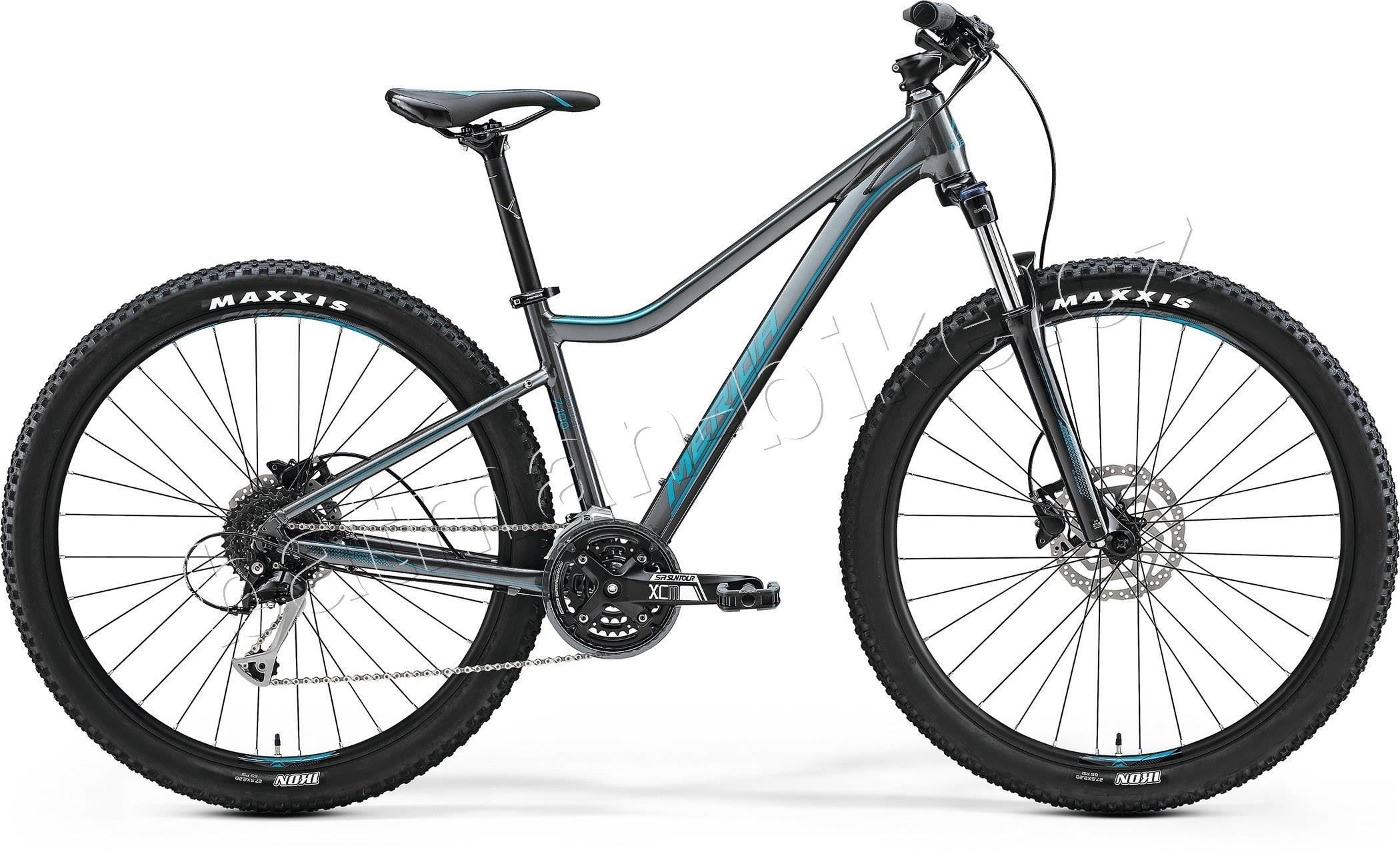 Merida JULIET 7.100 Metallic Grey(Sky Blue)