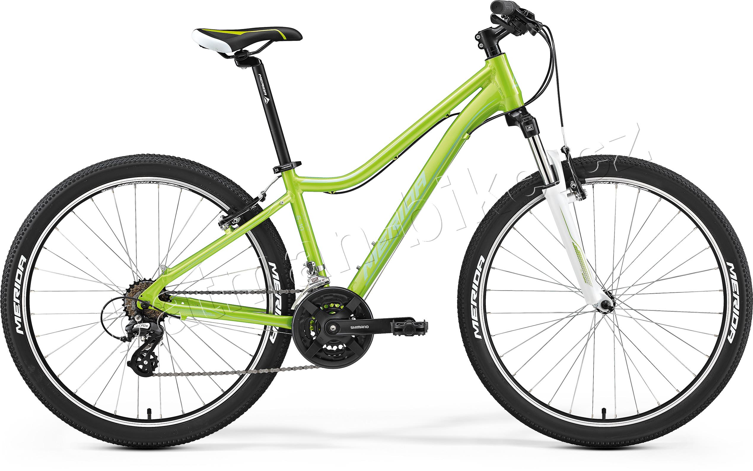 Merida JULIET 6.10-V Green(Lite Green)