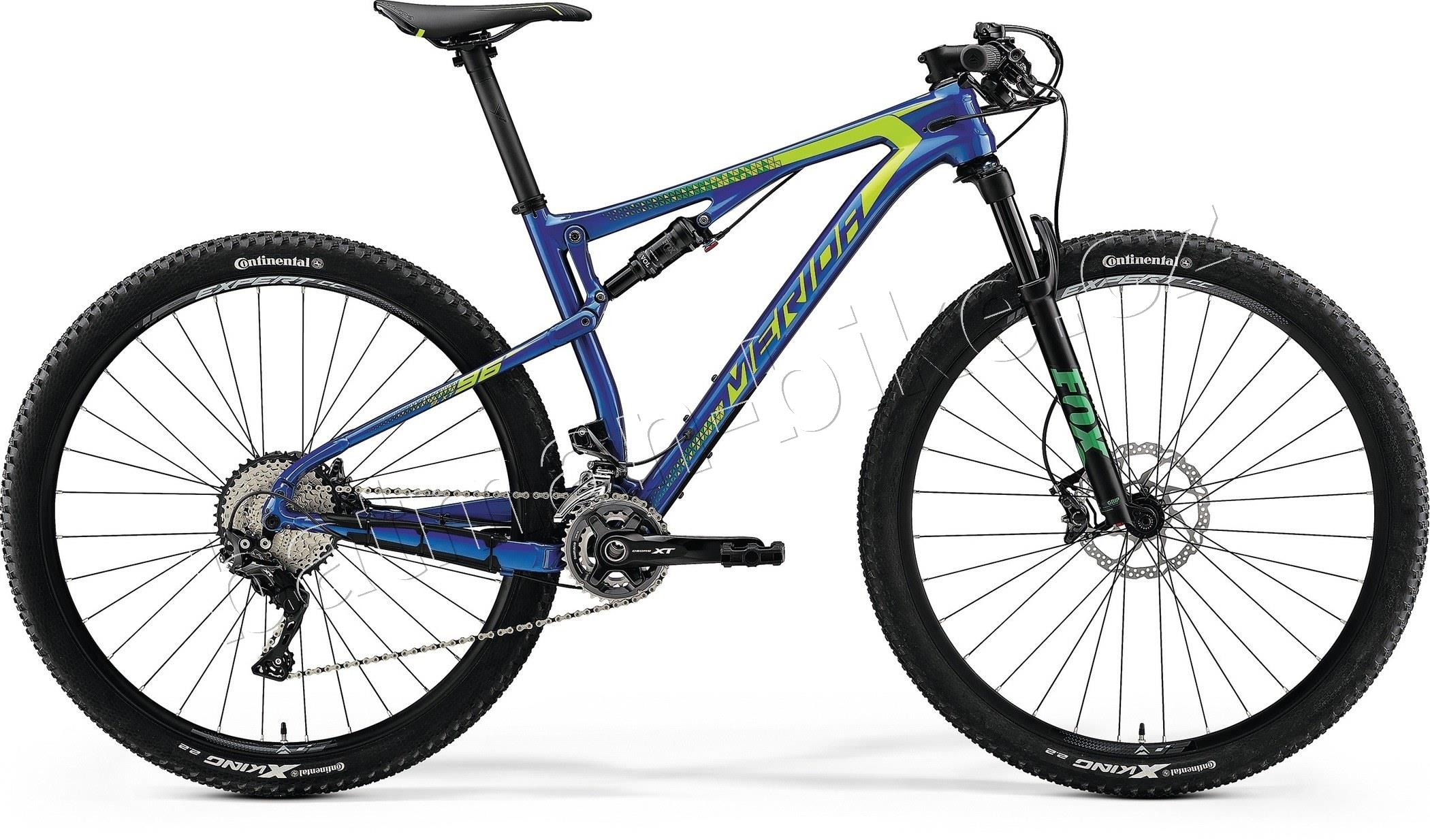 Merida NINETY-SIX 9.XT Blue(Green)