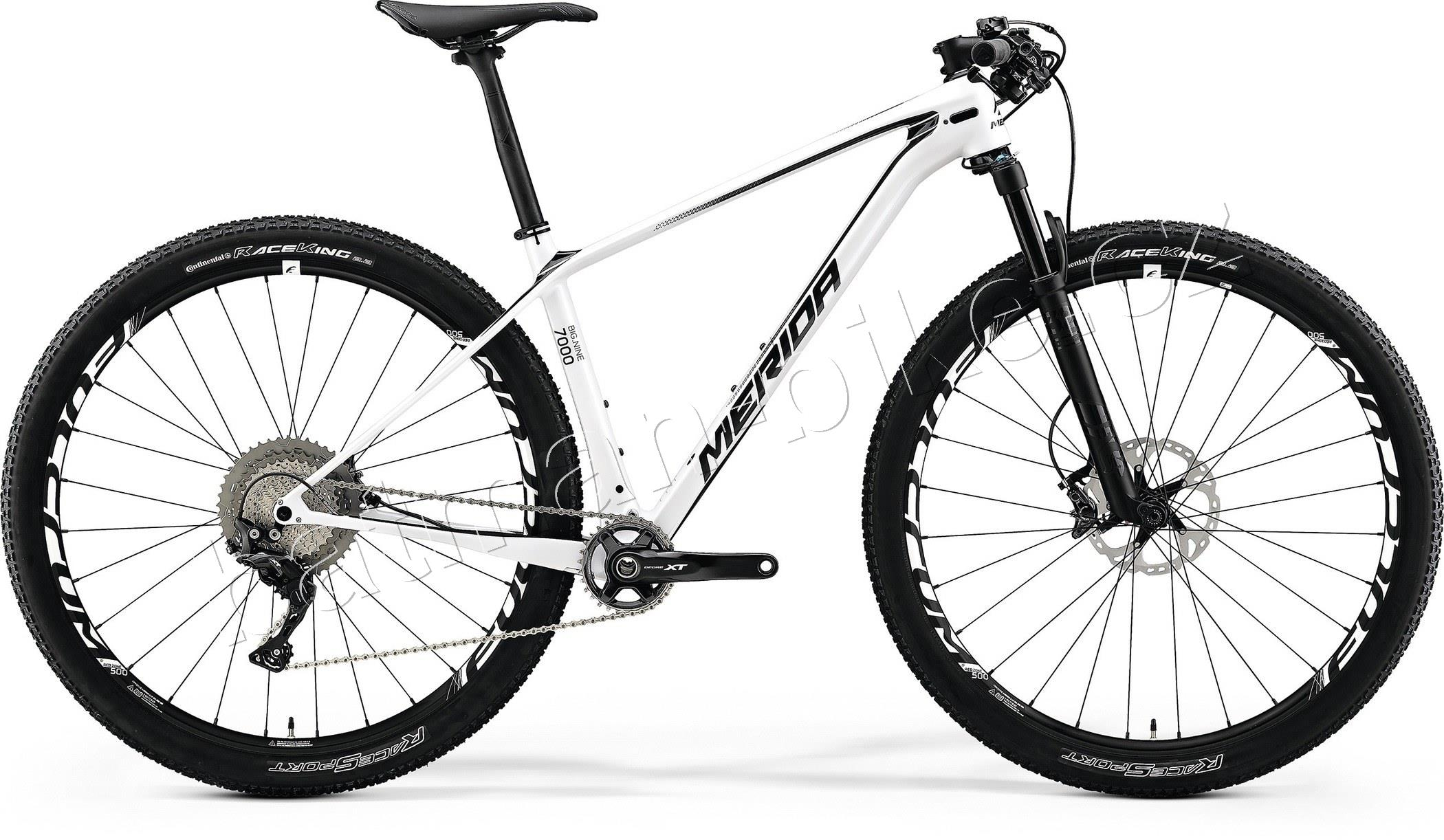Merida BIG.NINE 7000 Pearl White(Anthracite)
