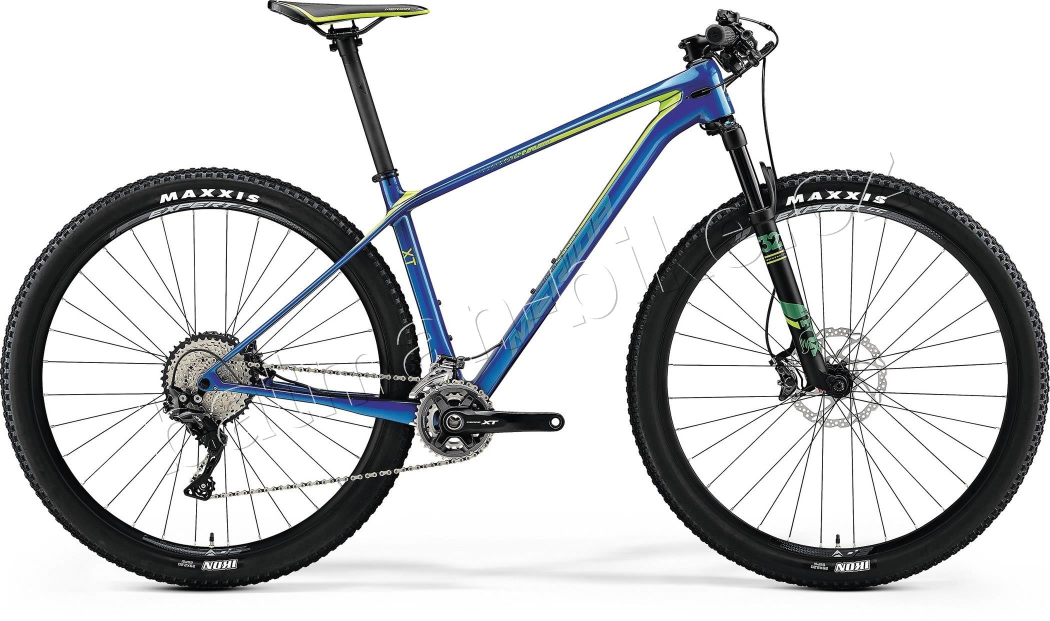 Merida BIG.NINE XT Blue(Green/Teal)* L(19)