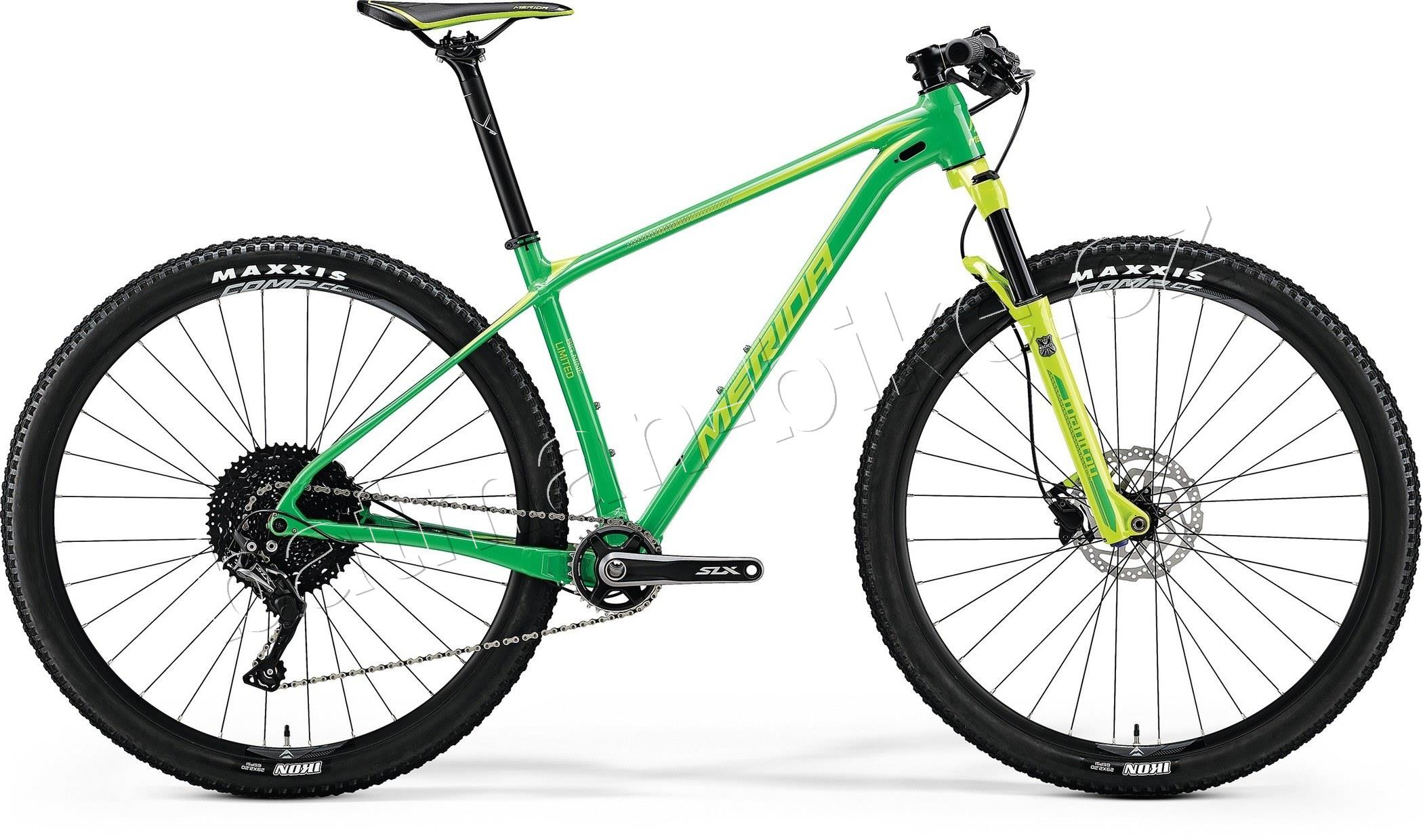 Merida BIG.NINE LIMITED Green(Lite Green)