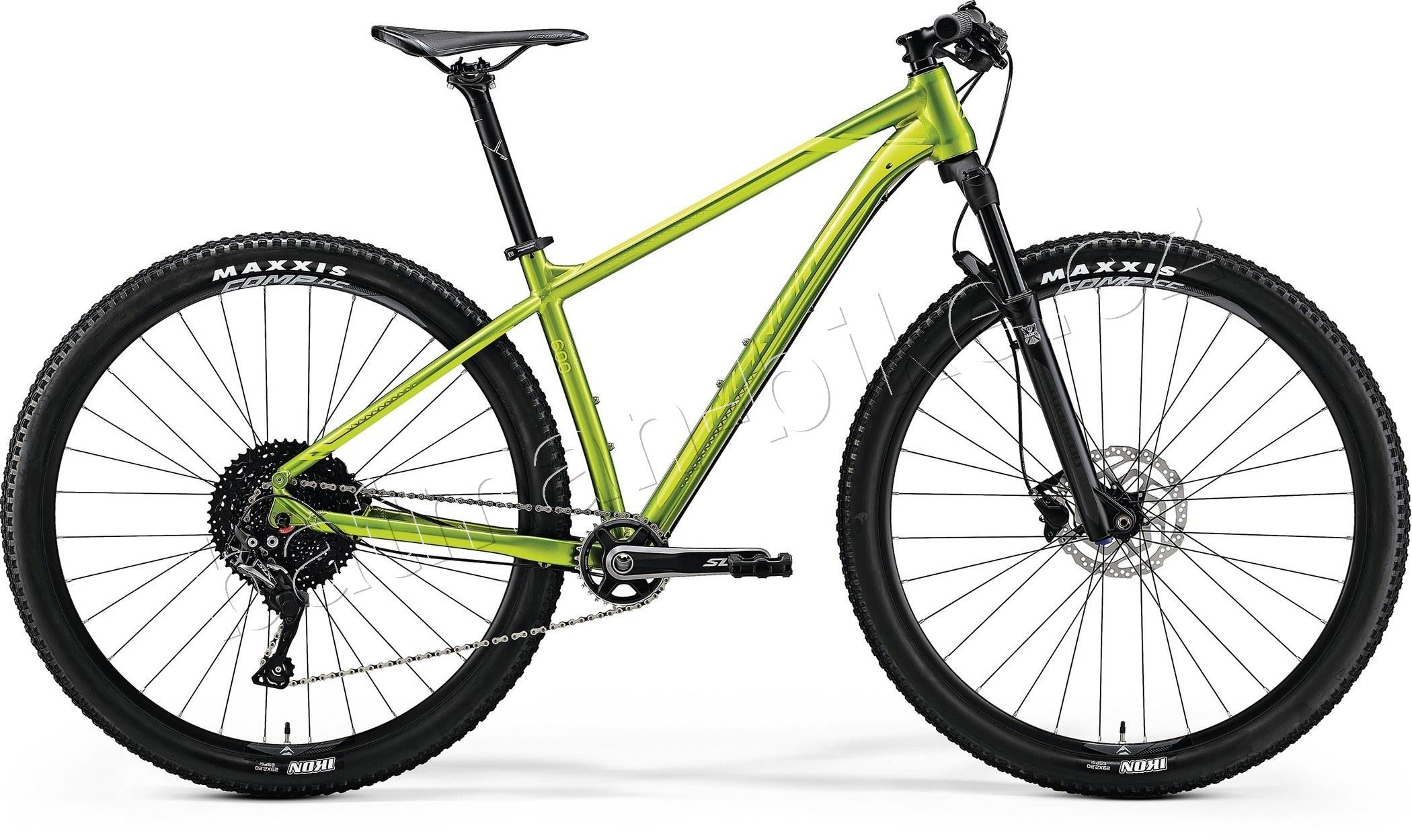 Merida BIG.NINE 600 Olive(Green)