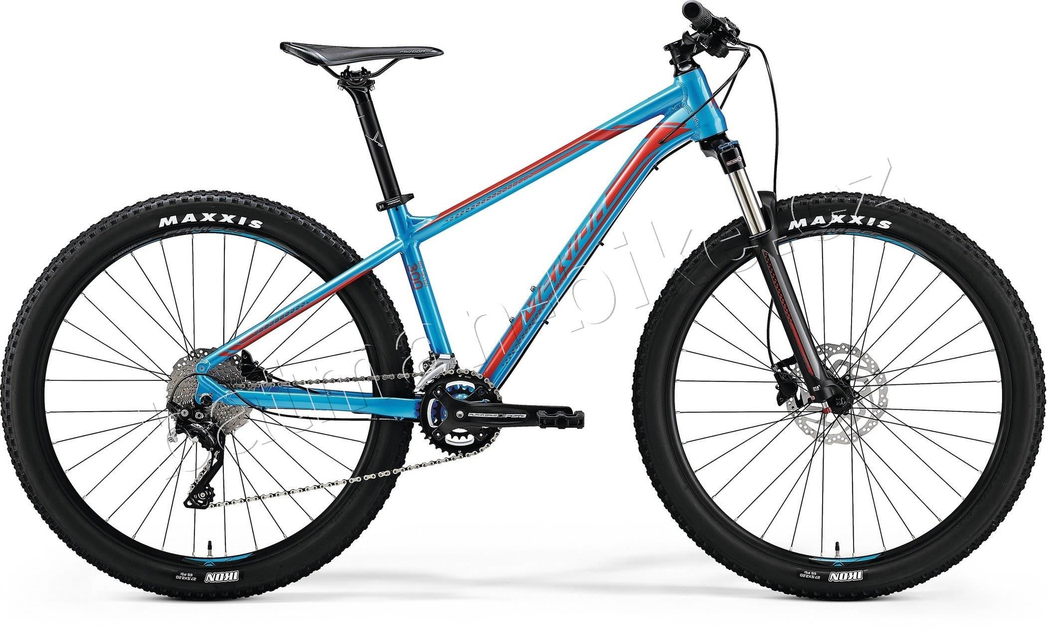 Merida BIG.SEVEN 300 Metallic Blue(Red)* S(15)