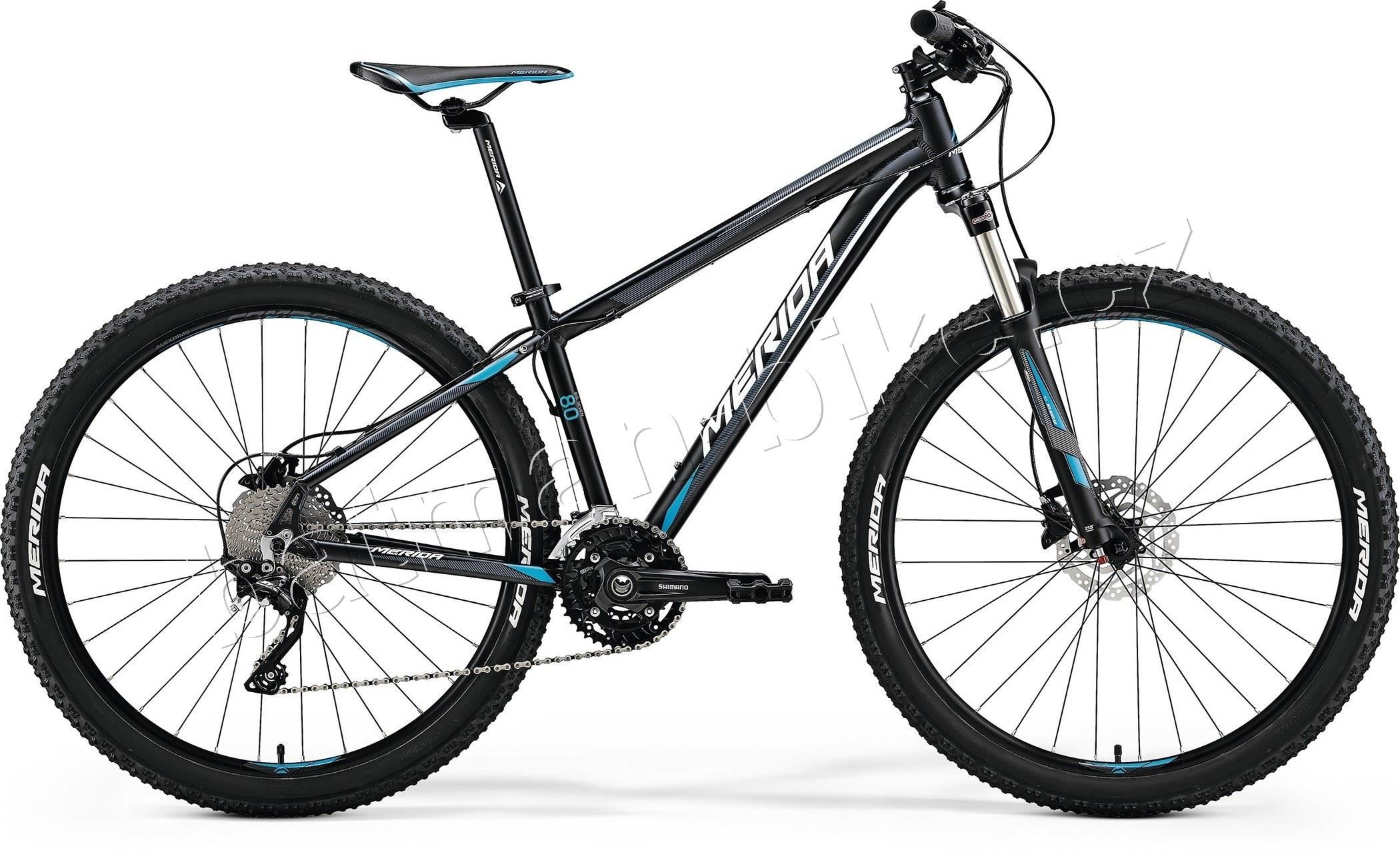 Merida BIG.SEVEN 80-D Matt Dark Blue(Blue/White)