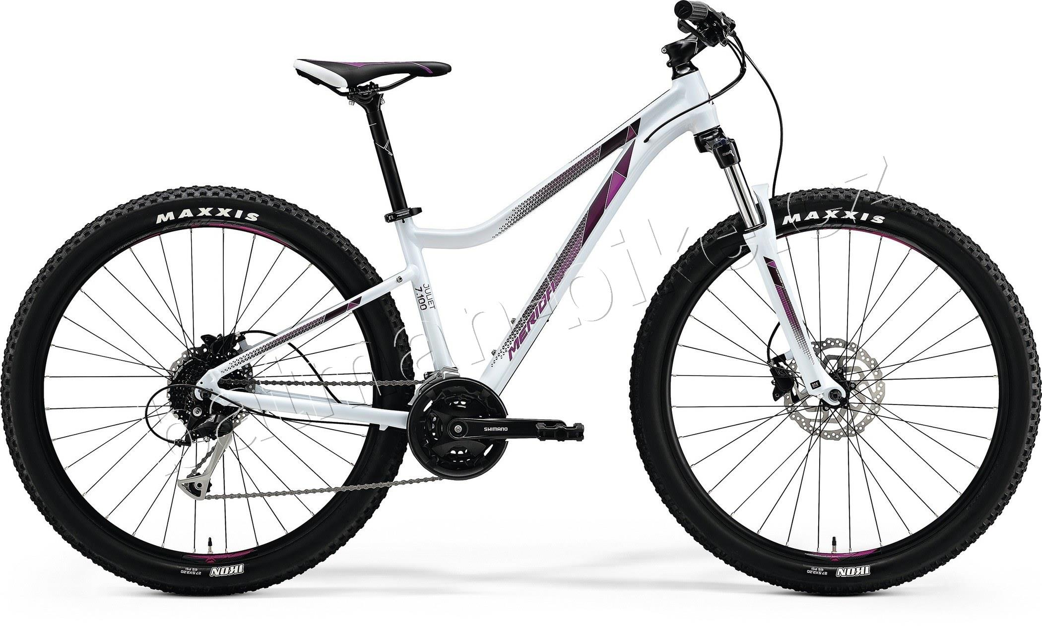 Merida JULIET 7.100 Pearl White(Purple)