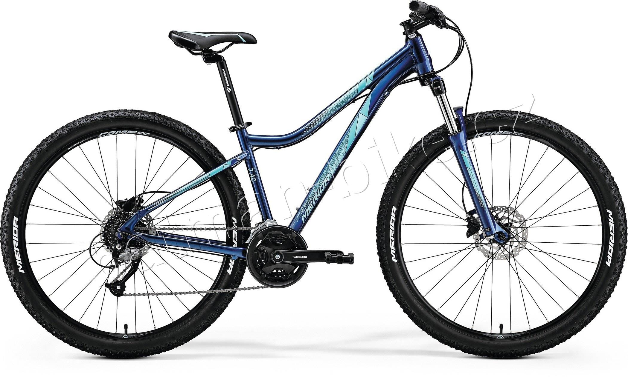 Merida JULIET 7.40-D Dark Blue(Teal)
