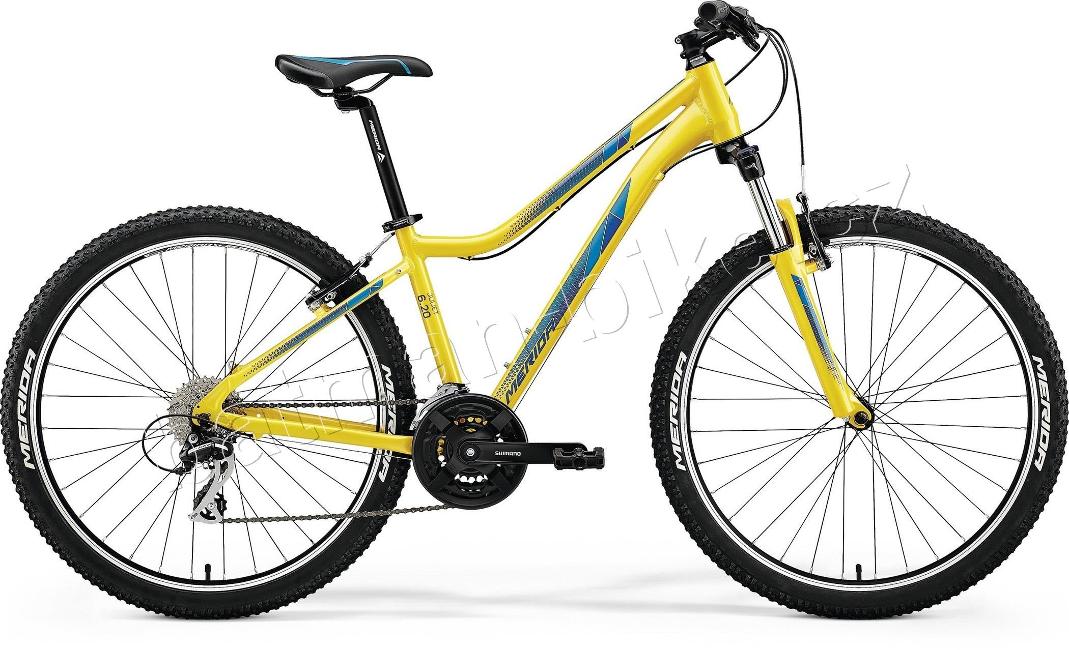 Merida JULIET 6.20-V Yellow(Dark Blue)