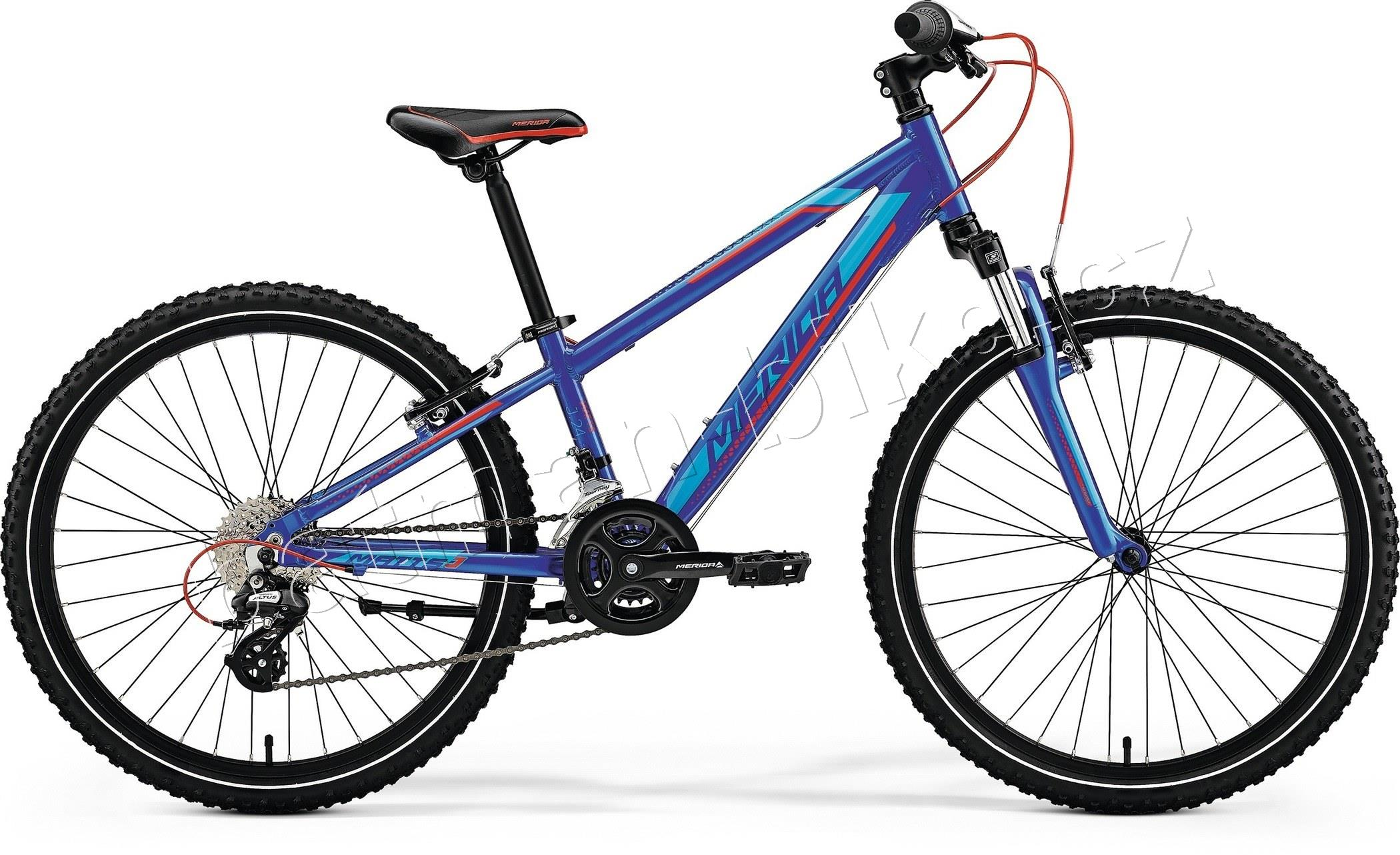 Merida MATTS J.24 Blue(Lite Blue/Red) 11.5""