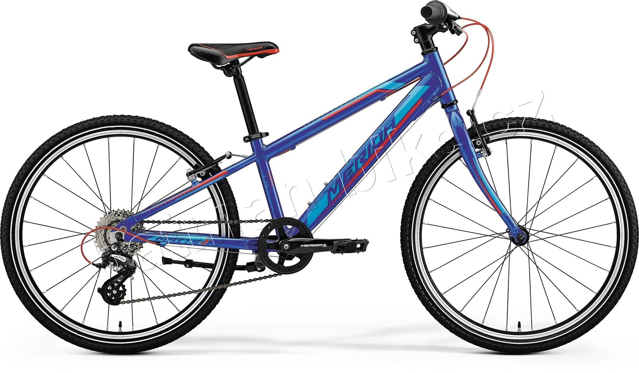 Merida MATTS J.24 RACE Blue(Lite Blue/Red) 11.5""