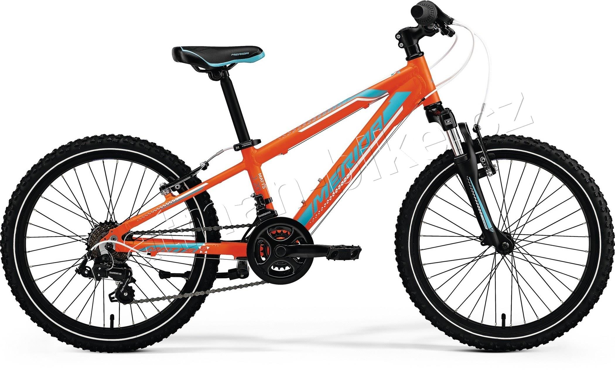 Merida MATTS J.20 Matt Orange(Blue/White) 10""